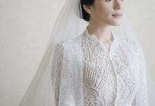 Wedding of Deborah & Raffael by Rejillin Beauty Huis