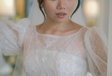 Wedding of Gigi & Nicholas by Rejillin Beauty Huis