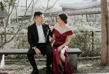 Engagement Shoot by Rejillin Beauty Huis