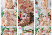 Wedding irma & anto by Rekam Moment