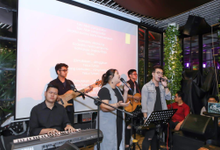 LIVE BAND (CHRISTMAS EVENT) by Relevant Entertainment