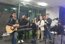 ACOUSTIC BAND FOR PT. PRISMA HARAPAN 15th ANNIV by Relevant Entertainment