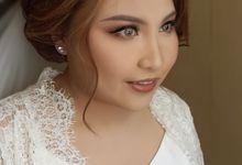 wedding & portrait by CHERIS'H makeup artist