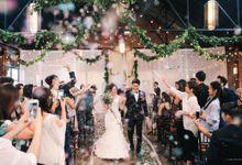 Rena and JiSung Wedding by DJ Michael Demby