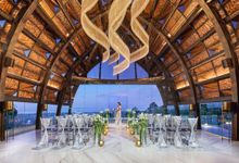 Celebration Pavilion by Renaissance Bali Uluwatu Resort & Spa