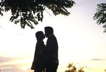 The Wedding of Renardi & Maya by LUNETTE VISUAL INDUSTRIE