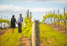 Engagement Session of Renaye and Nick (Prewedding Photography Brisbane Australia) by oolphoto