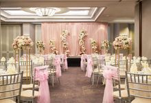 New Wedding Themes by Rendezvous Hotel Singapore