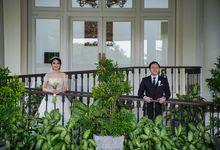 Wedding Of Rendy & Christina by Ohana Enterprise