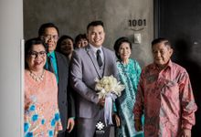 Rendy Evelyn Wedding | When Groom meets Bride by Ducosky