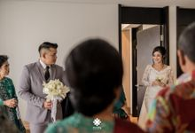 Rendy Evelyn Wedding   When Groom meets Bride by Ducosky