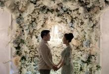 Engagement of Harumi & Fariz by Renjana Wedding Organizer