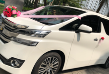 Wedding 16/4/18 by Panen Rental Car