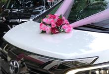 wedding 31/3/18 by Panen Rental Car