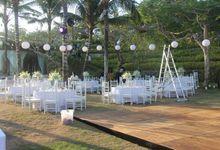 Tiffany Chair by Bali Tropical Florist