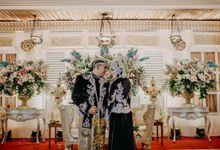 WEDDING FAHMI & LUTHFI by Asmoro Decoration