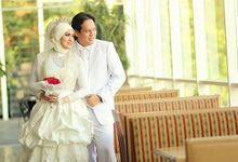 Make up Prewedding Icha & Fay by Anetha Makeup