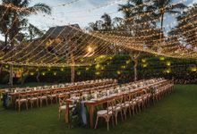 Wedding at Khayangan Estate Bali by d'Oasis Florist & Decoration