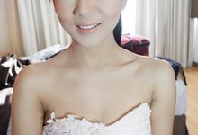 Bridesmaid Makeup by Vie&Na beauty