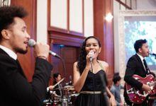 Big Band for Sindy & Yudha at Dhanapala by La Oficio Entertainment