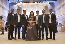 The Wedding of Puput & Nanang at Thamrin Nine by La Oficio Entertainment