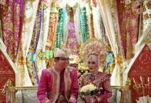 RESEPSI PERNIKAHAN DELIMA & FACHRI by Sejiwa Wedding Organizer