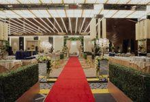 The Wedding of Arum & Ildo by Menara Mandiri (Ex. Plaza Bapindo) by IKK Wedding