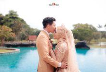 The Wedding of Puri & Arbi at Gading Raya Golf by Trickeffect