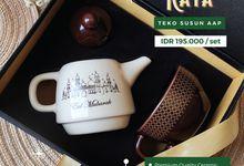 Hampers Raya Tekosusun AAP by Mug-App Wedding Souvenir