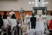 Holy Matrimony of Hendry & Kartika by Kayika Organizer