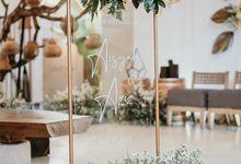 The Wedding of  Aisyah & Aziz by Decor Everywhere