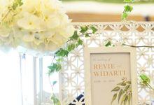 Wedding of Revie & Widarti - Jardin Sweet Corner by Questo La Casa Pastry