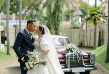 Wedding : Reynold & Bita by CARA wedding