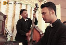 Naurah & Reyhan Wedding Reception by Good Harmony