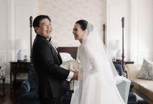 Hermitage - Wedding of Reyner & Maria by JP Wedding Enterprise