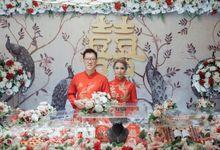 Sangjit Adeline & Gunawan by Excellent Organizer