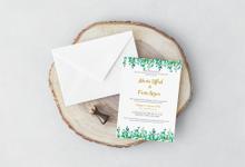 Wedding Invitation of Ulfah & Reyza by Blujo Inc.