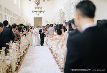 Wedding of Reza & Faustina by Royal Ballroom The Springs Club
