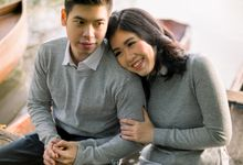 E-Session of Robert & Fenny by lovre pictures