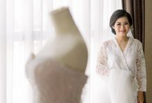 The Wedding of Robby & Feliska by lovre pictures