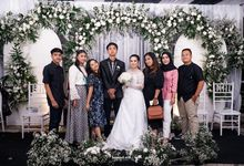 The Wedding of Risnanda & Feri by Nomad.std