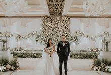 Ayana Midplaza - Regi & Felicia by Maestro Wedding Organizer