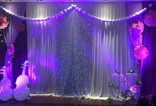 wedding set up by livesound pro sounds and lights