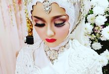 Wedding by AbayWeeding_MUA