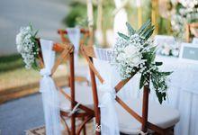 From Wedding Reza  & Ria by SayHi Wedding Organizer