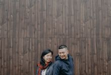 Raymond & Grace Couple Session by Dfleur Photography