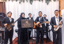 Accoustic Package | Wedding of Sharah & Zainul by RG Music Entertainment