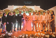 Accoustic Package | Wedding of Farisan & Nina by RG Music Entertainment