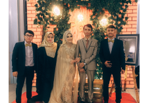 The Reception of Putri & Puji  by RG Music Entertainment