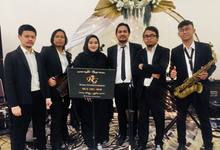 FullBand Package | Wedding of Anisa & Tri by RG Music Entertainment